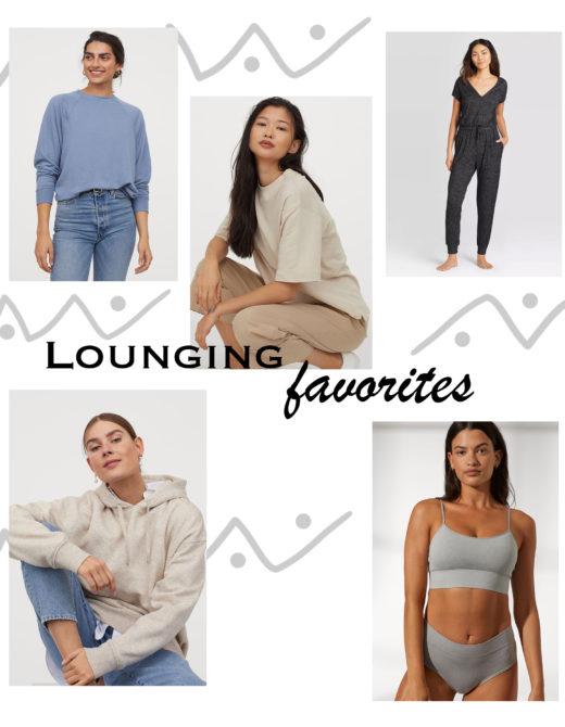 Lounging Favorites | Cozy Loungewear