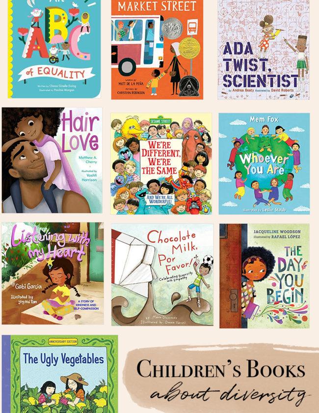 children's books about diversity
